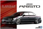 Aoshima 05541 - 1/24 K-Break Platinum JZS161 Aristo 00 Toyota The Tuned Car No.49