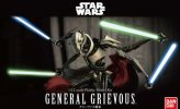 Bandai 216743 - 1/12 General Grievos STAR WARS