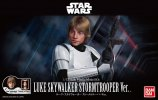 Bandai 225755 - 1/12 Luke Skywalker Stormtrooper Version