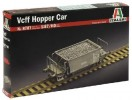 Italeri 8707 - 1/87 HO Vcff Hopper Car