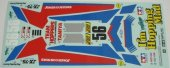Tamiya #9495904 - Grasshopper II Stickers Set for 58643